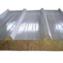 北京彩钢夹芯板、彩钢岩棉板-房山彩钢防火彩钢板生产厂家