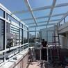 西城區鋼結構陽光房鋼結構平臺彩鋼陽臺