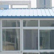 北京彩钢阳台搭建-彩钢房制作-彩钢板房设计图片