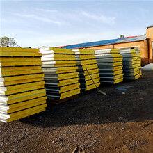 丰台区彩钢岩棉板、彩钢夹芯板,最牛公司京东万顺彩钢板公司。