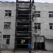 西城區鋼結構平臺、鋼結構夾層,京東萬順打造節能、環保鋼結構