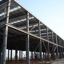 專業承接北京、石家莊鋼結構工程-鋼結構車間、鋼結構框架樓、制作精良、安全美觀圖片