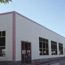 房山彩钢厂房专用防火彩钢板-彩钢岩棉板-防火级别高、安装快速、价格低