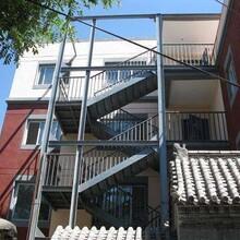 朝陽區鋼結構樓梯、鋼結構夾層,京東萬順鋼結構專業