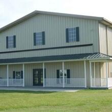 彩鋼房設計、彩鋼陽臺安裝-美觀便捷、安裝快、價格合理圖片