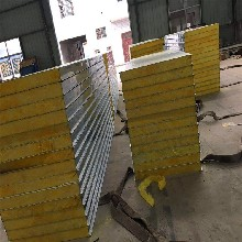 丰台区彩钢岩棉板、岩棉彩钢板源头厂家,首选北京京东万顺彩钢板厂家