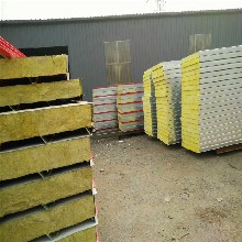 朝陽區防水彩鋼巖棉更換、防火彩鋼板生產安裝、尺寸可定制