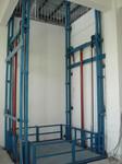 车载式升降机曲臂式升降货梯铝合金升降机剪叉式升降机导轨式升降机图片
