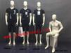 全身男装展示模特亮光模特道具玻璃钢模特厂家销售