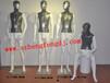 变脸男装模特时尚展示模特道具抽象玻璃钢模特销售