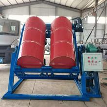 洗桶機200L油桶內測清洗機舊桶翻新機器圖片