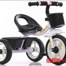 小孩子骑上米莱奇童车,威风凛凛!