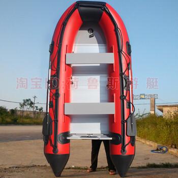 青岛橡皮艇冲锋舟