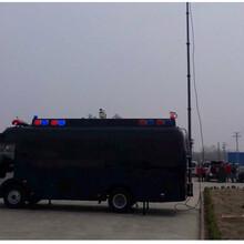 车载式无线图传设备机箱式车载接收机1U高清接收机