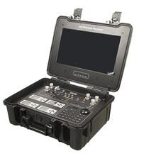 多功能无线接收箱便携四路无线传输定制无线图传系统移动无线监控