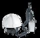 4G头盔,便携单兵无线传输,WIFI无线监控,全网通无线图传