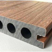 供应惠州地区135X25规格塑木地板惠州塑木地板安装价格塑木地板安装配件销售图片