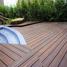 2020年惠州高耐竹木地板价格竹木栈道板安装户外竹木地板的优势图片