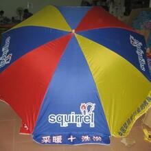 云南广告伞厂家价格经开区圆形大伞定做昆明广告伞印字电话