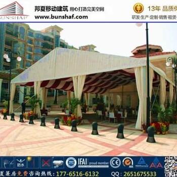 上海双层篷房出租,音乐节蓬房年会派对大蓬租赁