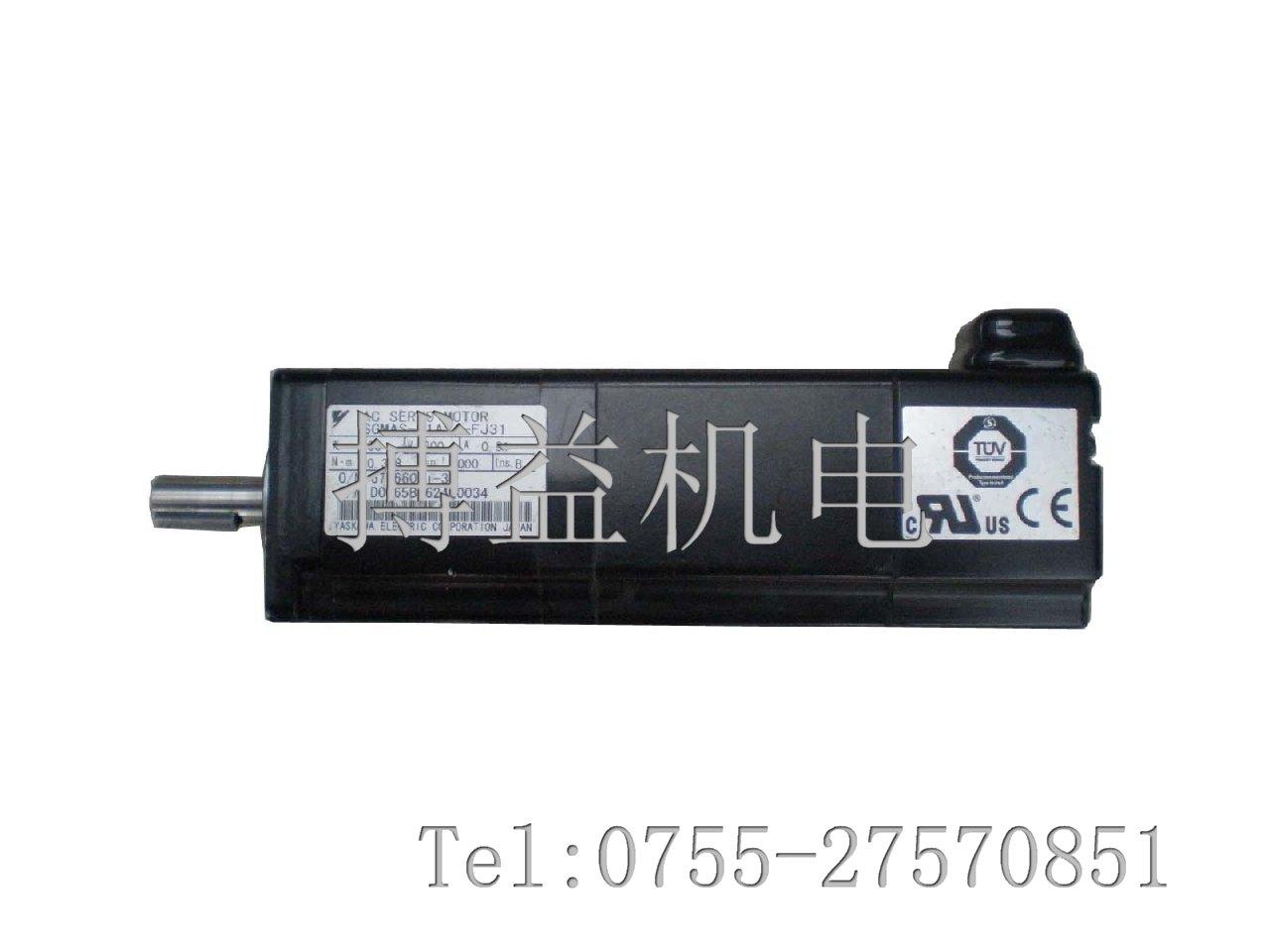 杭州SGMGH-09ACA61安川伺服马达原装正品特价维修广东