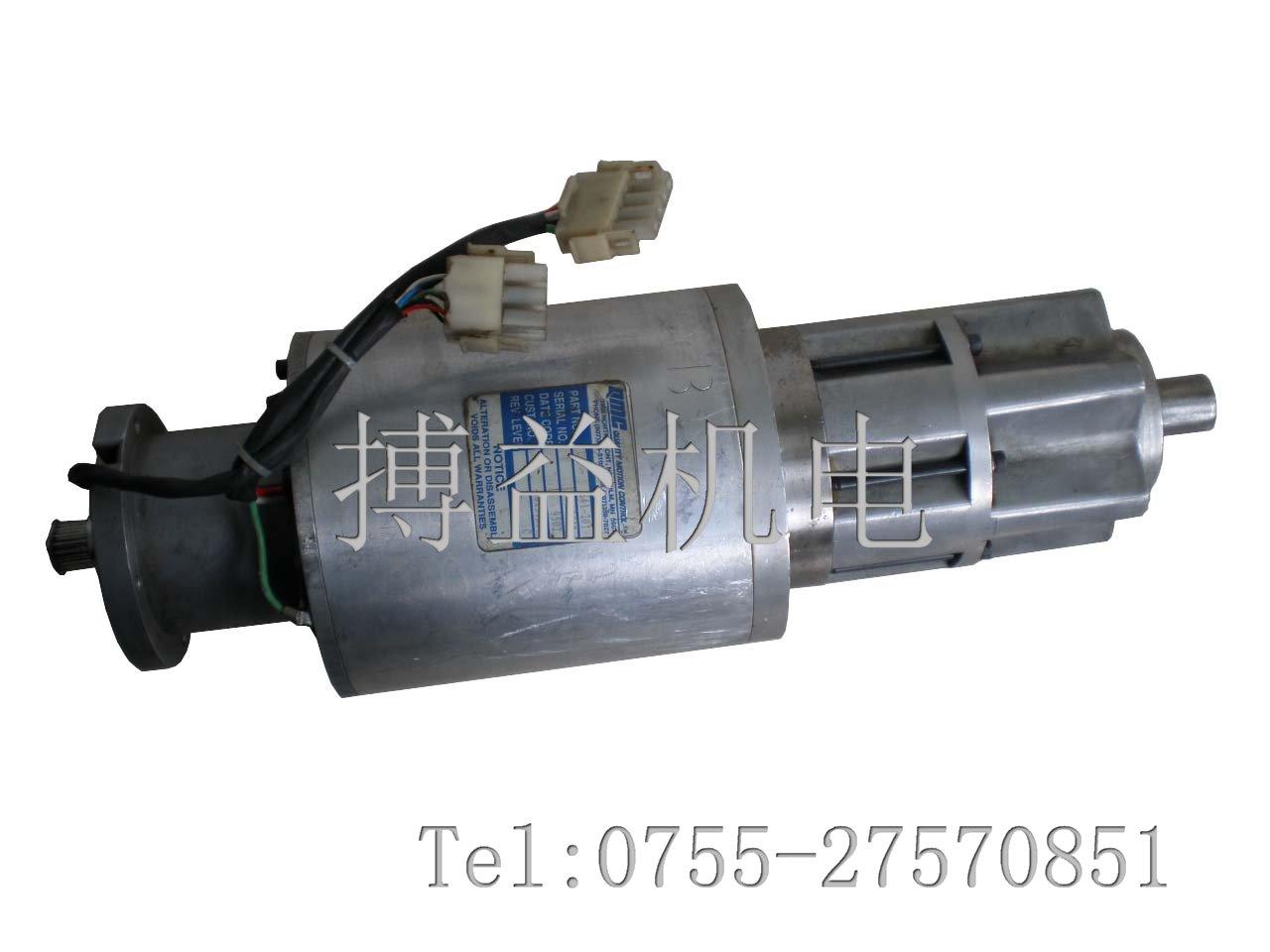 南昌维修排料机驱动马达ECM主轴伺服电机维修642-201