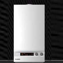 迪能家用燃气壁挂炉采暖系统智能控制节能高效