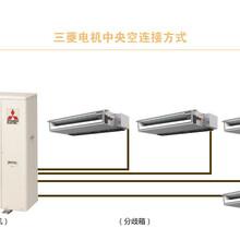 潍坊市寿光地区三菱电机总代理,家用中央空调三菱电机分歧箱介绍