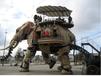 机械大象出租移动机械大象活动巡游展览厂家制作