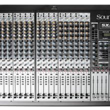 SX3204声艺模拟数字32路调音台模拟数字调音台专业调音台32路模拟数字调音台