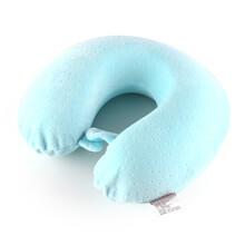 记忆U型护颈枕U型枕记忆棉记忆棉旅行枕按摩U型枕图片