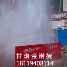 青海工地渣土车冲洗设备价格工地洗车机图片
