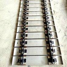 供应输送机链板不锈钢链板输送线输送机配件图片