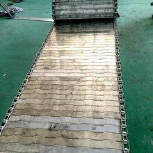 食品输送机配件链板生产食品输送链板304不锈钢链板生产厂家图片