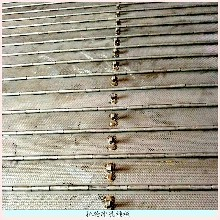 江苏链板输送带厂家参数质量稳定不锈钢输送带订制图片