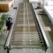 不锈钢链条机链条输送机链条传送带工业输送线用途广优质厂家乾德生产