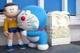 卡通人偶展览展示名人蜡像出租销售玻璃钢模型定制租赁