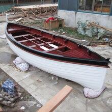 定制木船观光木船欧式木船西式木船旅游船