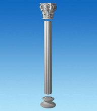 建筑装饰罗马柱,装潢模具硅胶,欧式构件硅胶的用途,罗马柱栏杆翻模硅胶