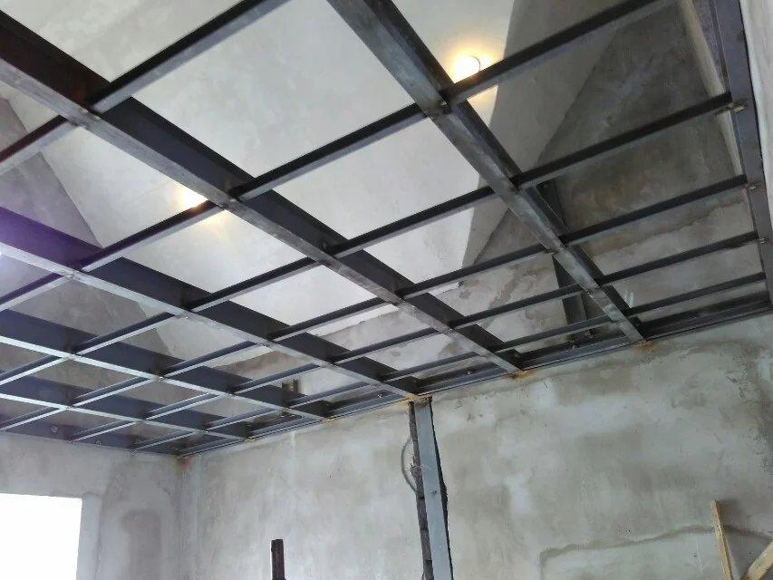 石家庄巨鸿专业钢结构阁楼搭建阳光房制作封阳台