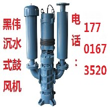 大量供应杭州河道治理污水处理专用沉水式鼓风机