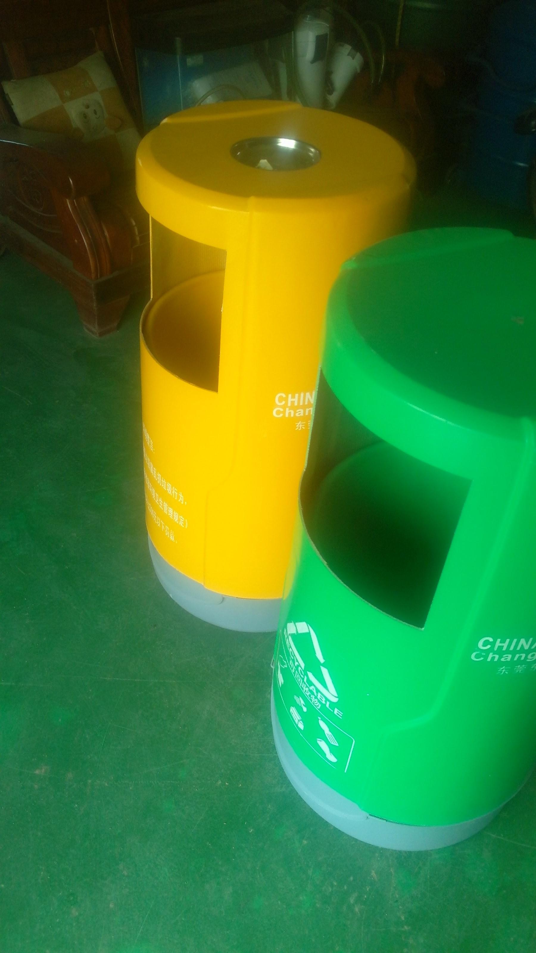 新款卫生桶,垃圾桶,玻璃钢卫生桶,分类玻璃钢垃圾桶圆桶