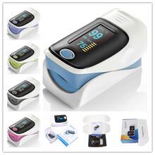 出口热销血氧仪家用指夹式便携式脉搏血氧饱和度检监测仪厂家直销图片