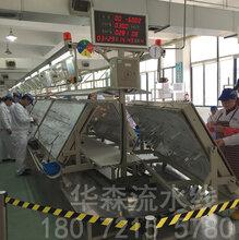 江苏无锡线束流水线厂家定制新能源电动汽车线束组装流水线
