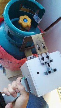 无锡手持式钢瓶打码机钢瓶打刻机