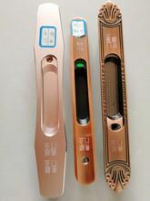 光纖打標機品牌不銹鋼扶手打碼機門把手打標機圖片