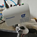 万达圆弧打标机金属圆周打标机CHJ-Q3系轴承标记机山东打标机