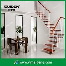 供应意美登阁楼钢木楼梯YMD-0336图片