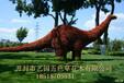 五色草造型之恐龙植物雕塑