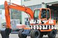 轮式挖掘机,工程建筑挖机,履带式挖掘机